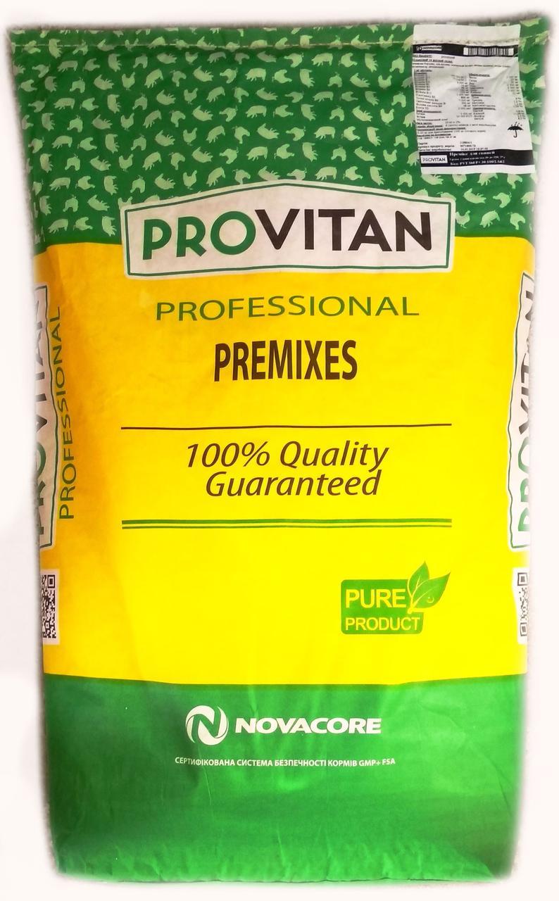Добавка премикс для свиней 10-30кг Provitan PVT STD 4%