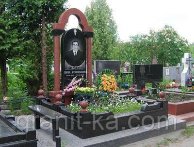 Установить памятник из гранита, фото 2
