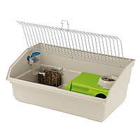 Клетка для морских свинок Ferplast CAVIE 80 DELUXE с открывающейся крышей