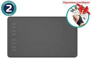 Графический планшет Huion Inspiroy H950P + перчатка