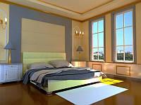 Полуторная кровать Novelty Гера без подъемного механизма 120*200