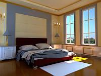 Полуторная кровать Novelty Гера без подъемного механизма 140*200