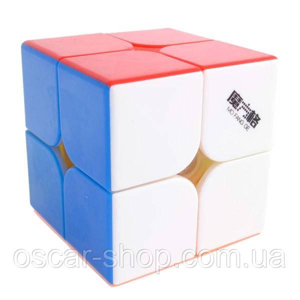 Кубик Рубика QiYi WuXia 2x2 stickerless | Кубик 2х2 Вуксиа