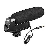 Внешний микрофон для фото и видеокамер Boya BY-VM600