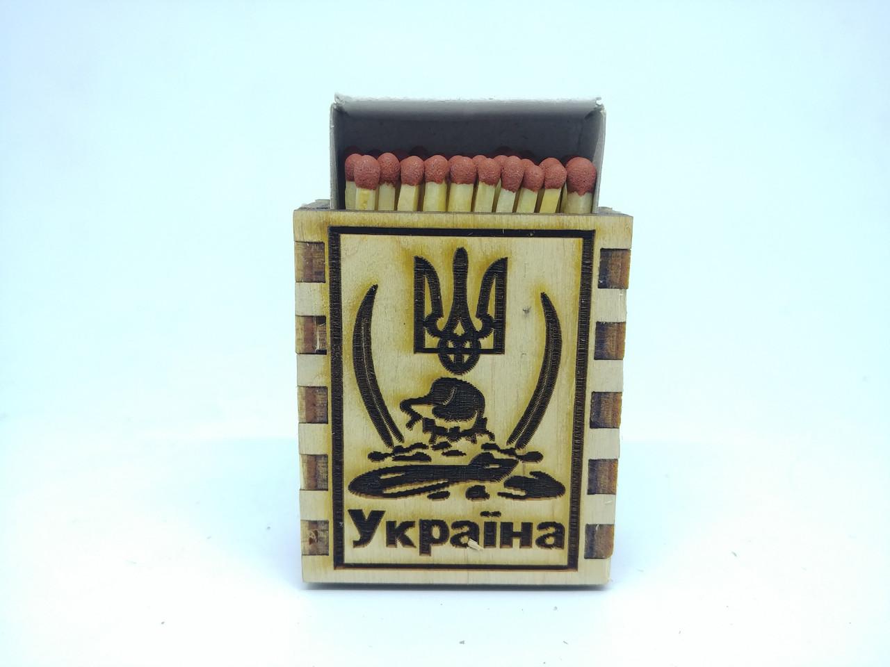 """Спички """"Україна"""""""
