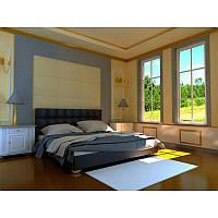 Полуторная кровать Novelty Гера без подъемного механизма 160*200
