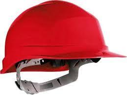 Каска защитная  Delta ZIRCON I красная
