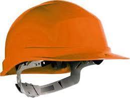 Каска защитная  Delta ZIRCON I оранжевая
