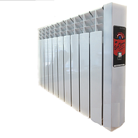 Електрорадіатор EcoTerm Plus Climat Control ET-4c 96 посилений 390 Вт