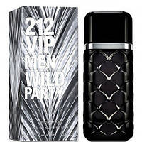 Парфюм мужской Carolina Herrera 212 Vip Wild Party Men 100 мл
