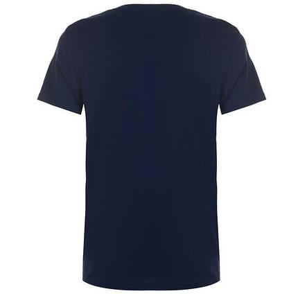 Футболка Lee Cooper Logo Vintage T Shirt Mens, фото 2