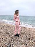 Теплый комбинезон женский Трехнитка с начесом Размер 42 44 46 В наличии 3 цвета, фото 10