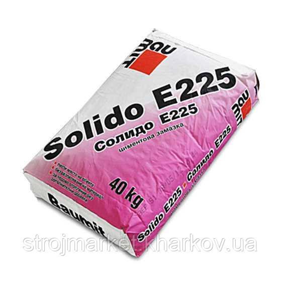 Стяжка для пола Solido E 225 TM Baumit, 25 кг