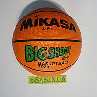 Мяч баскетбольный MIKASA 1020, фото 1