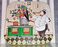 Часы интерьерные Повар 2