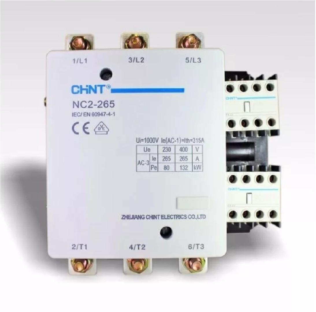 NC2-265 230V 50Hz, Контактор, 236423