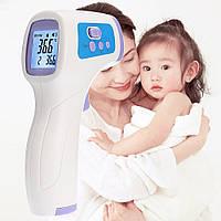 Термометр бесконтактный ZOSS T049 для тела (32-42,9℃), предметов (0 +100℃)