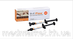 B&E Korea Flow композитный пломбировочный высокопрочный материал светового отверждения