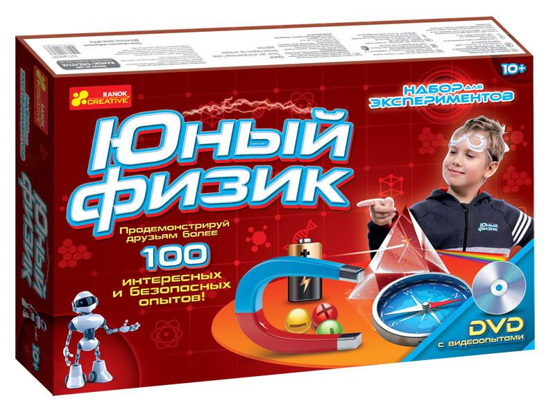 "Ранок Кр. 0325 Набор экспер. ""Юний фізик"""