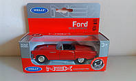 Машина металл Ford Welly, масштаб 1:36
