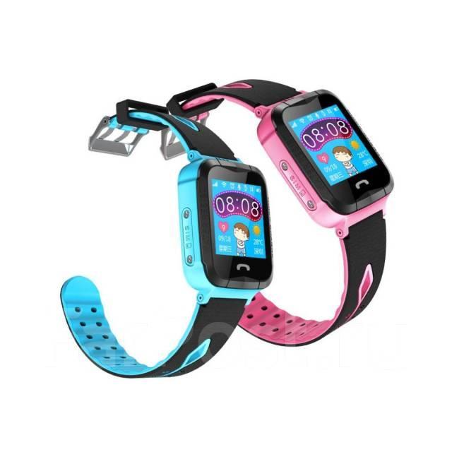 024955912cc9d Детские часы Smart Baby watch V68G+GPS Agua по лучшей цене с ...