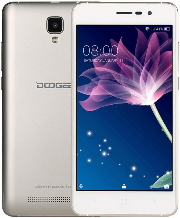 Смартфон Doogee X10 Gold Гарантия 3 месяца / 12 месяцев