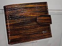 Стильное мужское кожаное портмоне BOND NON 501-535