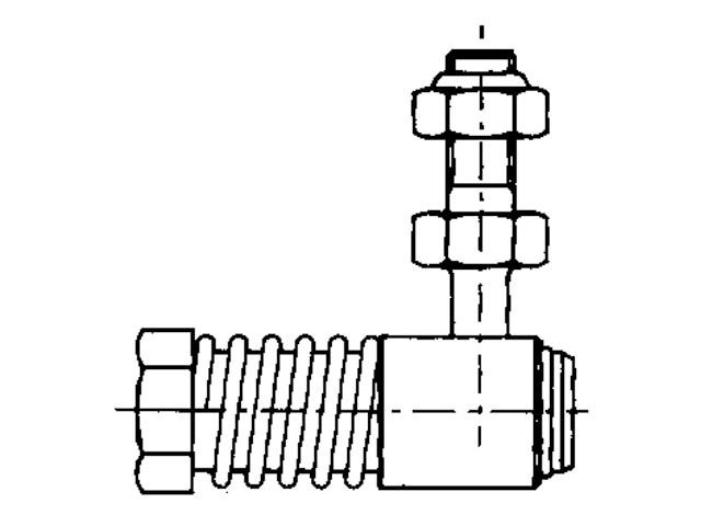 Шарнирное соединение Ultraflex L7