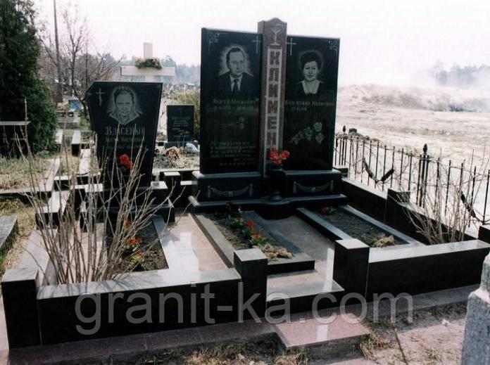 Установить памятник из гранита