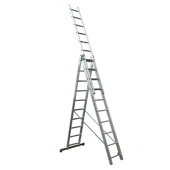 Лестница универсальная ITOSS 3х частей
