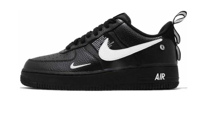 c6a95b62 Мужские кроссовки Nike Air Force 1 07 LV8 Utility Black - FREE CHOICE -  ИНТЕРНЕТ-