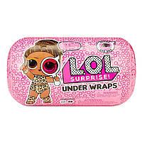 Оригинал L.O.L. Surprise 4 сезон 2 волна Under Wraps в капсуле игрушка для девочек