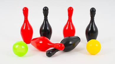 Игровой набор для боулинга MAXIMUS. Маленького размера 5193