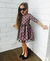 Платье для девочки 5 - 12 лет