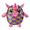 Мягкая игрушка с пайетками SHIMMEEZ S2 - СИЯЮЩИЙ ЕДИНОРОГ (36 см) Shimmeez SH01054U