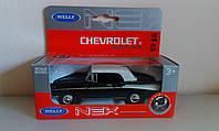 Машина металл Chevrolet, масштаб 1:36