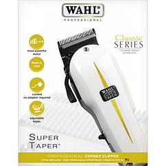 Машинка для стрижки волосся Wahl SuperTaper