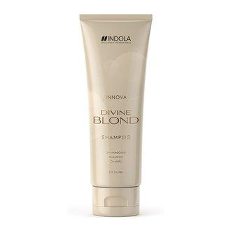 Шампунь для світлого волосся Indola Innova Divine Blond 250 мл
