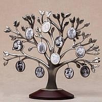 Фоторамка настольная Lefard Семейное дерево 30 см 1001-12C
