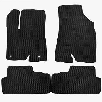 Коврики EVA для автомобиля Toyota Highlander 2014-2016 Комплект