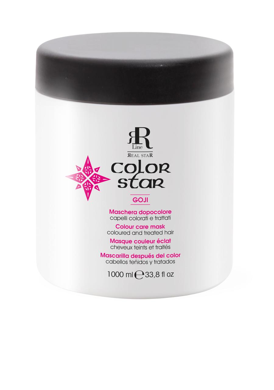 Маска для фарбованого волосся Rline Color Star 1000 мл