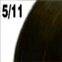 5/11 Крем-фарба для волосся Fanola,100 мл