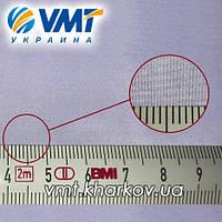 Сетка тканая нержавеющая с квадратной ячейкой микронных размеров 0,056 мм х 0,04 мм