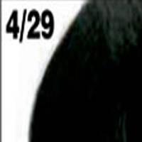 4/29 Крем-фарба для волосся Fanola,100 мл