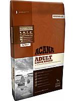 ACANA Adult Large Breed, сухой корм для взрослых собак крупных и гигантских пород, 11,4 кг