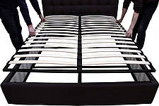 """Кровать Лидс (комплектация """"VIP"""") с подъем.мех., фото 2"""