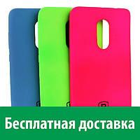 Матовый чехол для Xiaomi Redmi Note 4X Baseus Lustre (Сяоми (Ксиаоми, Хиаоми) редми ноте 4х, редми ноут 4х, нот 4х)