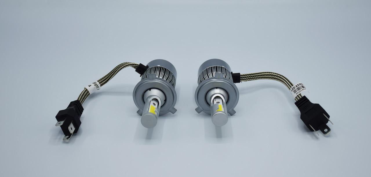 Комплект светодиодных ламп головного света LED C6/ H4 светодиодная фара основного света
