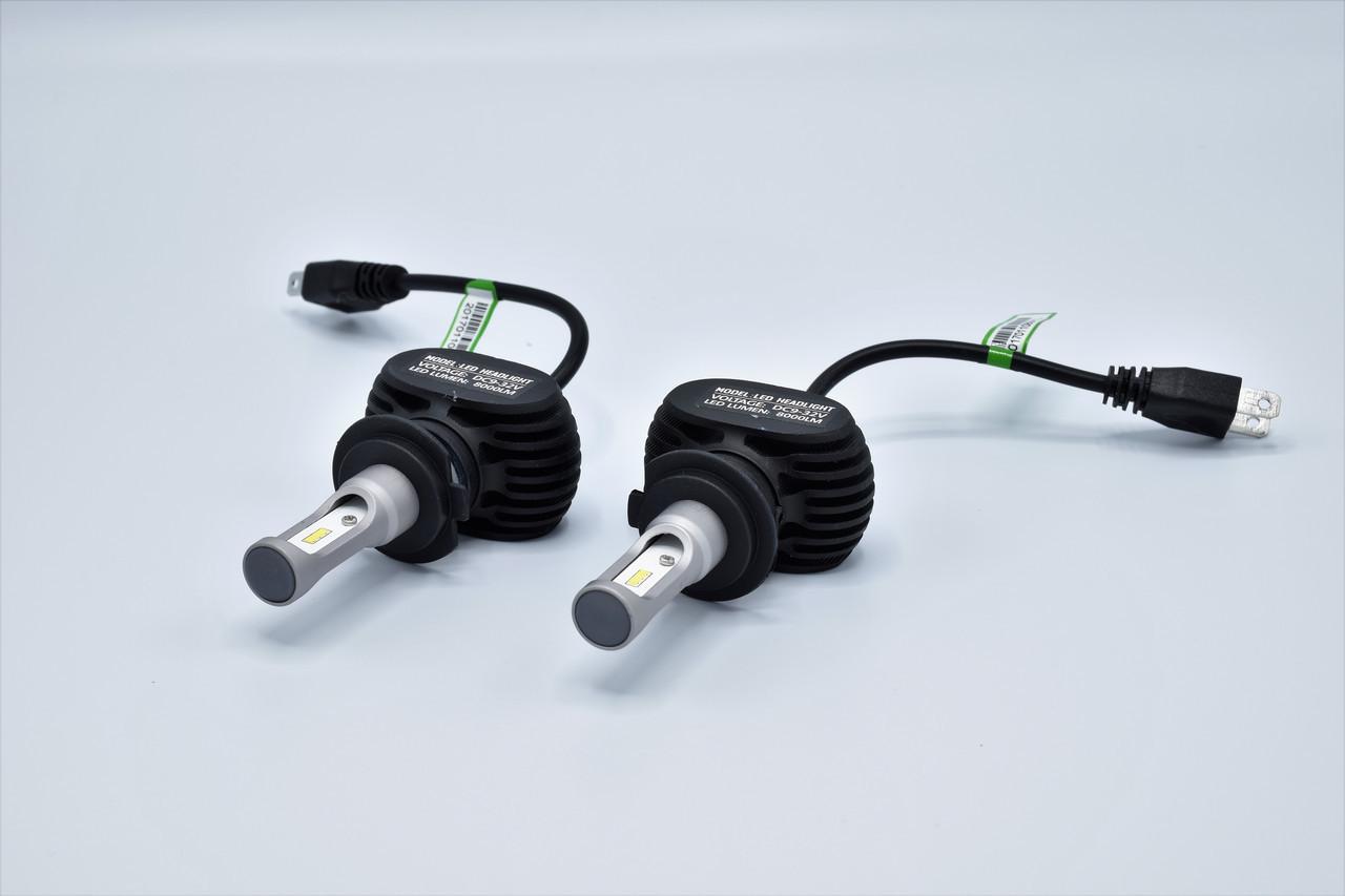 Комплект светодиодных ламп головного света LED S1 H7 светодиодная фара основного света