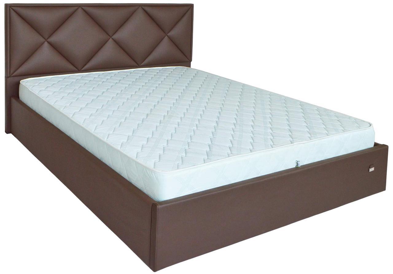"""Кровать Лидс (комплектация """"VIP"""") с подъем.мех."""